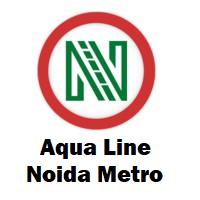 Aqua Line Noida Metro