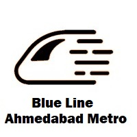 Blue Line Ahmedabad Metro