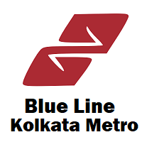 Blue Line kolkata metro