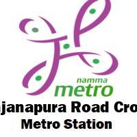 Anjanapura Road Cross