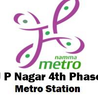 J P Nagar 4th Phase