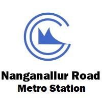 Nanganallur Road
