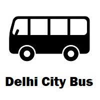 Delhi City Bus
