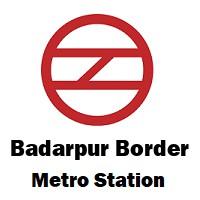 Badarpur Border