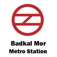 Badkal Mor