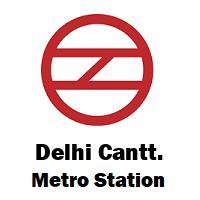 Delhi Cantt.