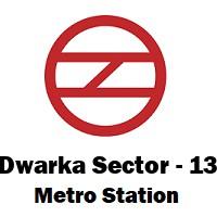 Dwarka Sector - 13
