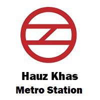 Hauz Khas