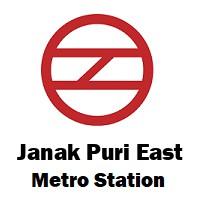 Janak Puri East