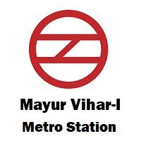 Mayur Vihar-I
