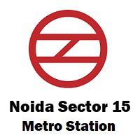 Noida Sector 15