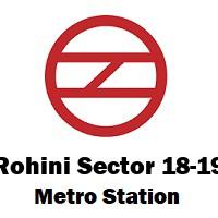 Rohini Sector 18-19
