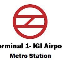 Terminal 1- IGI Airport