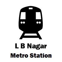 L B Nagar