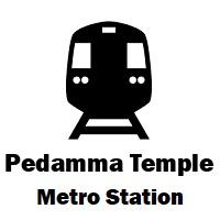 Pedamma Temple