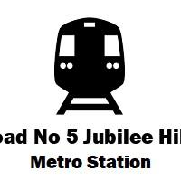 Road No 5 Jubilee Hills