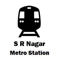 S R Nagar
