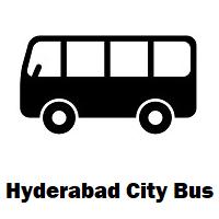 Hyderabad City Bus