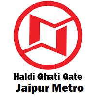 Haldi Ghati Gate