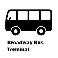 Broadway Bus Terminal