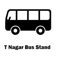T.Nagar bus stand