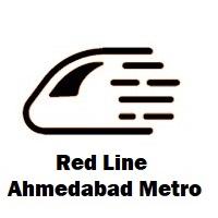 Red Line Ahmedabad Metro