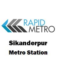 Sikanderpur (Rapid Metro)
