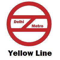 Yellow Line Delhi Metro