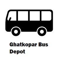 Ghatkopar bus Depot