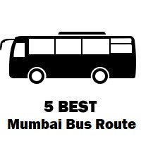 5 Bus route Mumbai Mantralaya to Kurla Bus Station ( E )