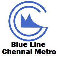 Blue Line Chennai Metro