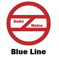 Blue Line Delhi Metro