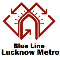 Blue Line Lucknow Metro