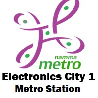 Electronics City 1