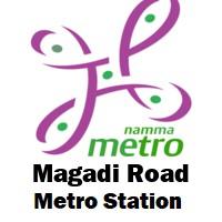 Magadi Road