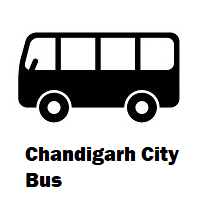 Chandigarh City Bus