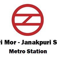 Dabri Mor - Janakpuri South