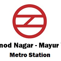 East Vinod Nagar - Mayur Vihar-II