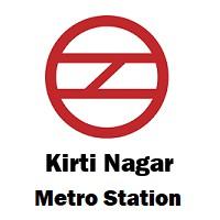 Kirti Nagar