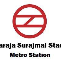 Maharaja Surajmal Stadium