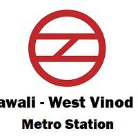 Mandawali - West Vinod Nagar
