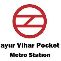 Mayur Vihar Pocket 1