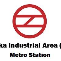 Mundka Industrial Area (M.I.A)