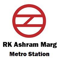 RK Ashram Marg