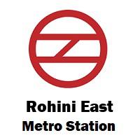 Rohini East