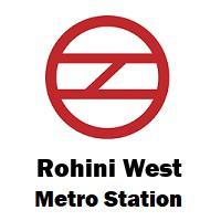 Rohini West