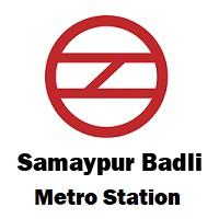 Samaypur Badli