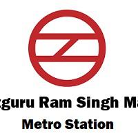 Satguru Ram Singh Marg