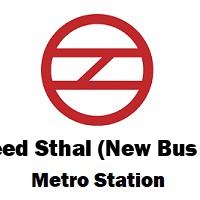Shaheed Sthal (New Bus Adda)