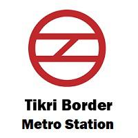 Tikri Border